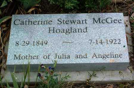 HOAGLAND, CATHERINE - Yavapai County, Arizona | CATHERINE HOAGLAND - Arizona Gravestone Photos