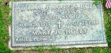 HOBBY, MARY JO - Yavapai County, Arizona | MARY JO HOBBY - Arizona Gravestone Photos