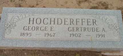 CANTHELL HOCHDERFFER, GERTRUDE - Yavapai County, Arizona | GERTRUDE CANTHELL HOCHDERFFER - Arizona Gravestone Photos