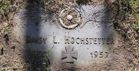 HOCHSTETTER, DAISY L. - Yavapai County, Arizona | DAISY L. HOCHSTETTER - Arizona Gravestone Photos
