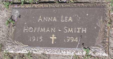 HOFFMAN, ANNA LEA - Yavapai County, Arizona   ANNA LEA HOFFMAN - Arizona Gravestone Photos