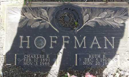 HOFFMAN, CHARLES ERNEST - Yavapai County, Arizona   CHARLES ERNEST HOFFMAN - Arizona Gravestone Photos