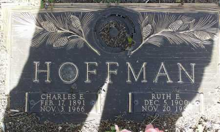 HOFFMAN, RUTH E. - Yavapai County, Arizona   RUTH E. HOFFMAN - Arizona Gravestone Photos