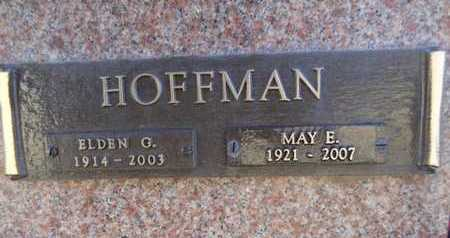 HOFFMAN, ELDEN G. - Yavapai County, Arizona   ELDEN G. HOFFMAN - Arizona Gravestone Photos