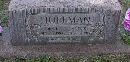 HOFFMAN, JOHN T. - Yavapai County, Arizona | JOHN T. HOFFMAN - Arizona Gravestone Photos