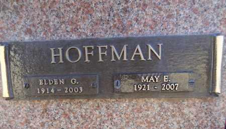 HOFFMAN, MAY E. - Yavapai County, Arizona   MAY E. HOFFMAN - Arizona Gravestone Photos