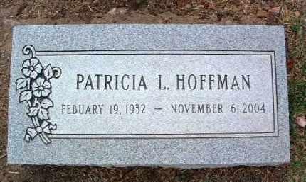 HOFFMAN, PATRICIA L. - Yavapai County, Arizona | PATRICIA L. HOFFMAN - Arizona Gravestone Photos