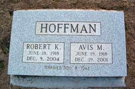 MAHAFFEY HOFFMAN, AVIA M. - Yavapai County, Arizona | AVIA M. MAHAFFEY HOFFMAN - Arizona Gravestone Photos