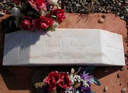 KEGEL HOGAN, AUGUSTA - Yavapai County, Arizona | AUGUSTA KEGEL HOGAN - Arizona Gravestone Photos