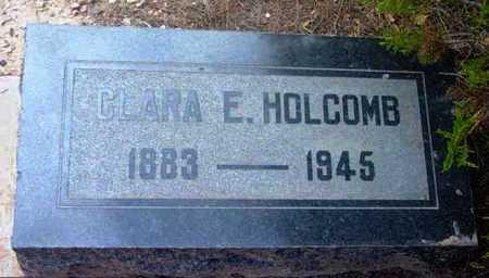 HOLCOMB, CLARA ELIZABETH - Yavapai County, Arizona | CLARA ELIZABETH HOLCOMB - Arizona Gravestone Photos
