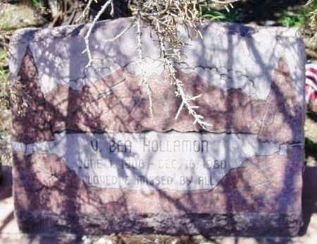 HOLLAMON, VERA BEA - Yavapai County, Arizona | VERA BEA HOLLAMON - Arizona Gravestone Photos