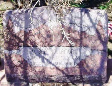 HOLLAMON, VERA BEA - Yavapai County, Arizona | VERA BEA HOLLAMON - Arizona Gravestone Photos