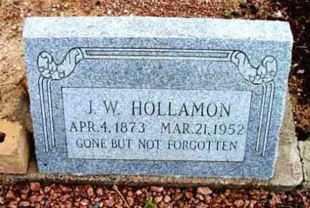 HOLLAMON, JOHN WILLIAM - Yavapai County, Arizona | JOHN WILLIAM HOLLAMON - Arizona Gravestone Photos