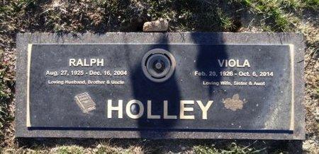 HOLLEY, VIOLA ELEANOR - Yavapai County, Arizona | VIOLA ELEANOR HOLLEY - Arizona Gravestone Photos