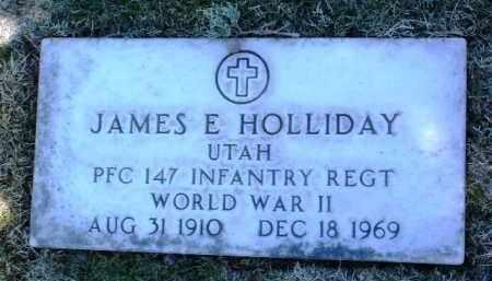 HOLLIDAY, JAMES E. - Yavapai County, Arizona | JAMES E. HOLLIDAY - Arizona Gravestone Photos