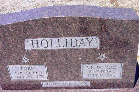 HOLLIDAY, VEDA MARIE - Yavapai County, Arizona   VEDA MARIE HOLLIDAY - Arizona Gravestone Photos