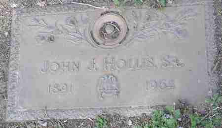 HOLLIS, JOHN JAMES, SR. - Yavapai County, Arizona | JOHN JAMES, SR. HOLLIS - Arizona Gravestone Photos