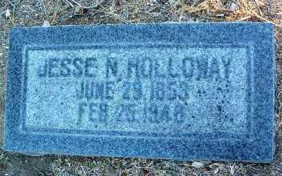 HOLLOWAY, JESSE NOLL - Yavapai County, Arizona | JESSE NOLL HOLLOWAY - Arizona Gravestone Photos