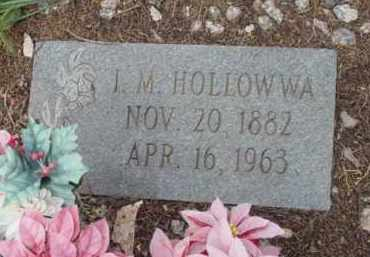 HOLLOWWA, ISAAC MORGAN - Yavapai County, Arizona   ISAAC MORGAN HOLLOWWA - Arizona Gravestone Photos