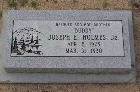 HOLMES, JOSEPH EARL, JR. - Yavapai County, Arizona | JOSEPH EARL, JR. HOLMES - Arizona Gravestone Photos