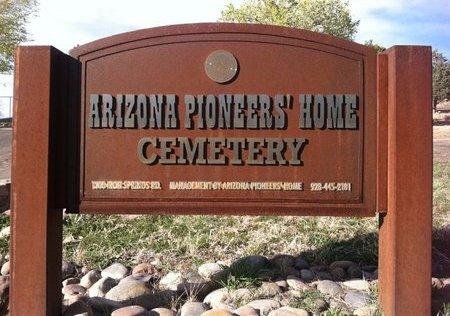 ARIZONA PIONEERS HOME CEMETERY,  - Yavapai County, Arizona |  ARIZONA PIONEERS HOME CEMETERY - Arizona Gravestone Photos