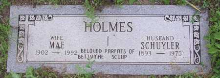 HOLMES, ZILPHA MAE - Yavapai County, Arizona | ZILPHA MAE HOLMES - Arizona Gravestone Photos