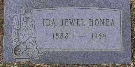 HONEA, IDA JEWEL - Yavapai County, Arizona | IDA JEWEL HONEA - Arizona Gravestone Photos