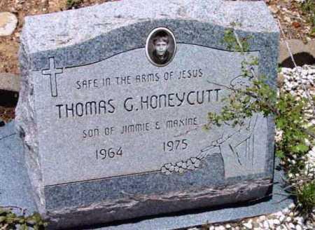 HONEYCUTT, THOMAS GLEN - Yavapai County, Arizona | THOMAS GLEN HONEYCUTT - Arizona Gravestone Photos