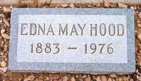 HOOD, EDNA MAY - Yavapai County, Arizona   EDNA MAY HOOD - Arizona Gravestone Photos