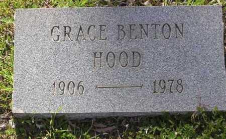 BENTON HOOD, GRACE - Yavapai County, Arizona | GRACE BENTON HOOD - Arizona Gravestone Photos