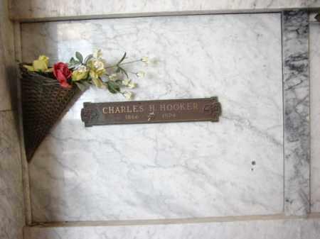HOOKER, CHARLES H. - Yavapai County, Arizona | CHARLES H. HOOKER - Arizona Gravestone Photos