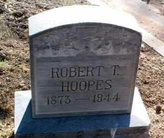 HOOPES, ROBERT THOMAS - Yavapai County, Arizona | ROBERT THOMAS HOOPES - Arizona Gravestone Photos