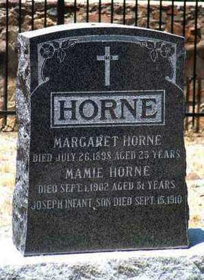 HORNE, MARGARET H. - Yavapai County, Arizona | MARGARET H. HORNE - Arizona Gravestone Photos