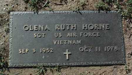 RIGDON HORNE, OLENA RUTH - Yavapai County, Arizona | OLENA RUTH RIGDON HORNE - Arizona Gravestone Photos