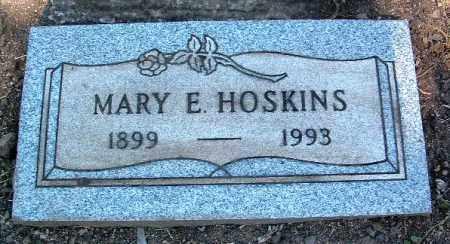 HOSKINS, MARY E. - Yavapai County, Arizona | MARY E. HOSKINS - Arizona Gravestone Photos