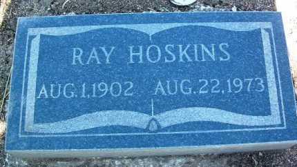HOSKINS, RAY - Yavapai County, Arizona | RAY HOSKINS - Arizona Gravestone Photos