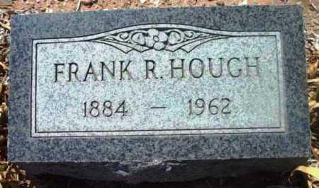 HOUGH, FRANCIS RUBEN - Yavapai County, Arizona | FRANCIS RUBEN HOUGH - Arizona Gravestone Photos