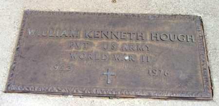 HOUGH, WILLIAM KENNETH - Yavapai County, Arizona | WILLIAM KENNETH HOUGH - Arizona Gravestone Photos