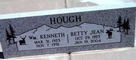 HOUGH, WILLIAM KENNETH - Yavapai County, Arizona | WILLIAM KENNETH HOUGH - Arizona Gravestone Photos