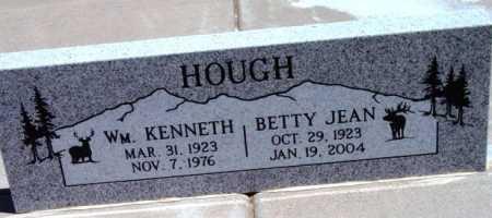 HOUGH, BETTY JEAN - Yavapai County, Arizona   BETTY JEAN HOUGH - Arizona Gravestone Photos