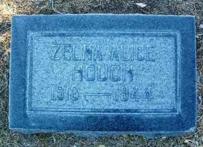 HOUGH, ZELMA ALICE - Yavapai County, Arizona | ZELMA ALICE HOUGH - Arizona Gravestone Photos