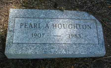 HOUGHTON, PEARL ANN - Yavapai County, Arizona | PEARL ANN HOUGHTON - Arizona Gravestone Photos