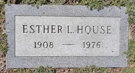 HOUSE, ESTHER LORENE - Yavapai County, Arizona   ESTHER LORENE HOUSE - Arizona Gravestone Photos