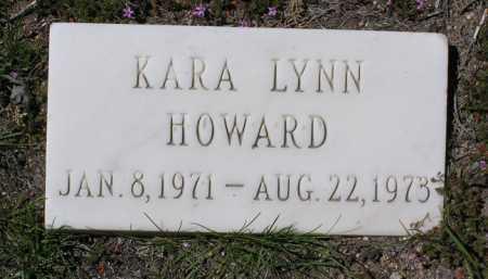HOWARD, KARA LYNN - Yavapai County, Arizona | KARA LYNN HOWARD - Arizona Gravestone Photos
