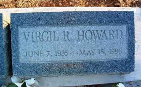 HOWARD, VIRGIL RAY - Yavapai County, Arizona | VIRGIL RAY HOWARD - Arizona Gravestone Photos