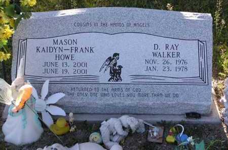 HOWE, MASON KAIDYN-FRANK - Yavapai County, Arizona | MASON KAIDYN-FRANK HOWE - Arizona Gravestone Photos