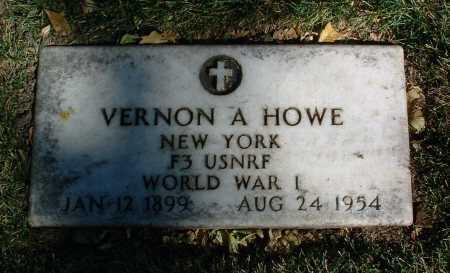 HOWE, VERNON A. - Yavapai County, Arizona | VERNON A. HOWE - Arizona Gravestone Photos