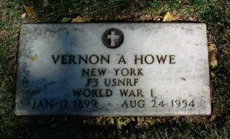 HOWE, VERNON A. - Yavapai County, Arizona | VERNON A. HOWE - Arizona Gravestone Photos