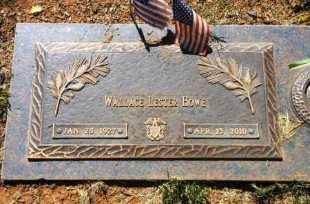 HOWE, WALLACE LESTER - Yavapai County, Arizona | WALLACE LESTER HOWE - Arizona Gravestone Photos