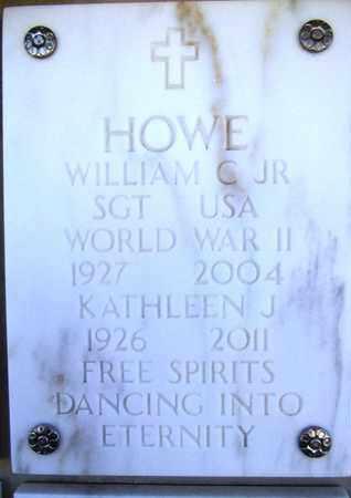 HOWE, WILLIAM C., JR. - Yavapai County, Arizona   WILLIAM C., JR. HOWE - Arizona Gravestone Photos